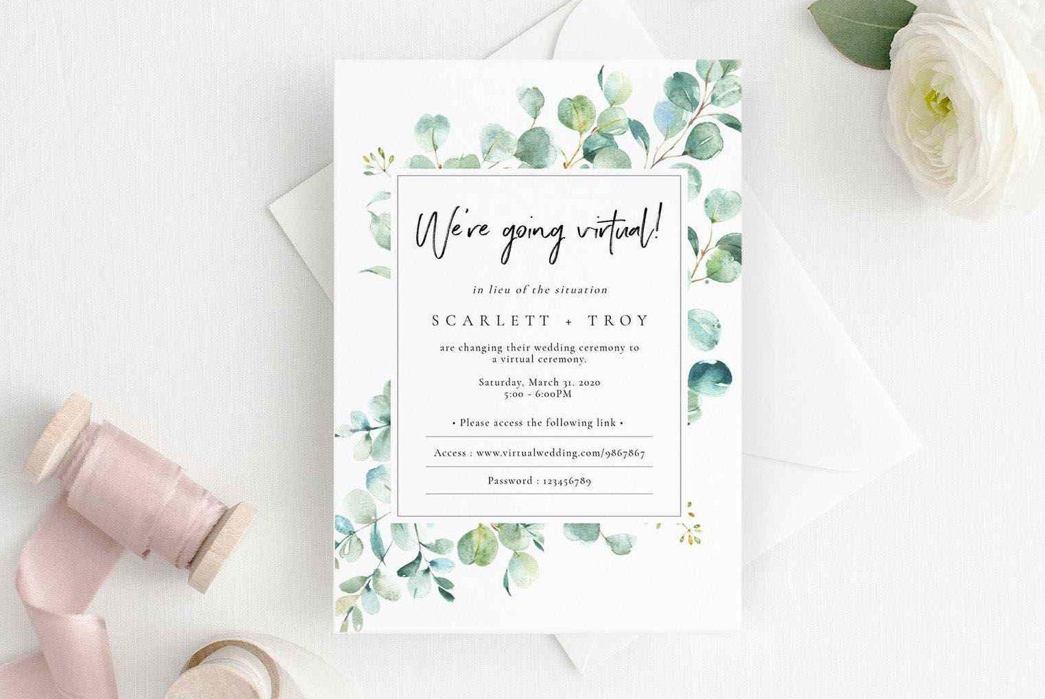 Wedding & Christening Invitations