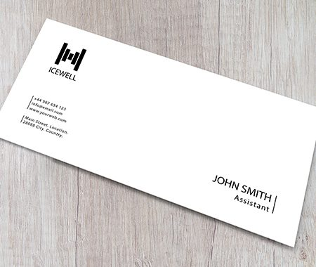 DL Business Envelopes
