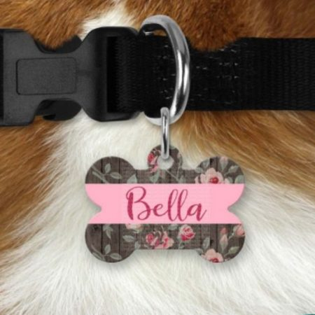 Custom Metal Dog Tag