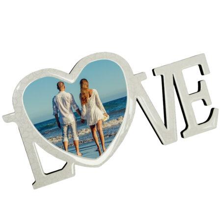 Photo Frame Shape LOVE